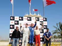 Speed Weekend - BIC 2000cc Podium